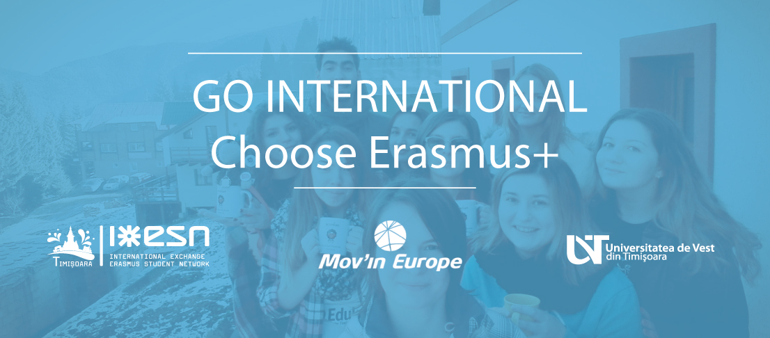 GoInternational, Choose Erasmus+